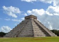 Mayan Pyramid - Chichen Itza, Mexico
