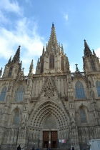 Barcelona Cathedral - Barcelona, Spain